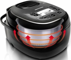 мультиварка с индукционным нагревом