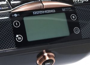 Redmond SkyCooker дисплей