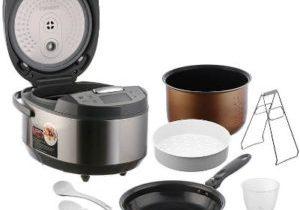 Мультиварка с сковородой
