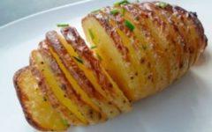 Картофель в мультиварке