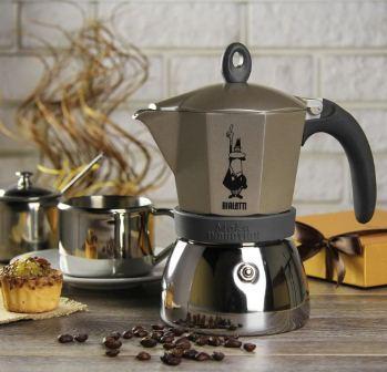 Принцип работы гейзерной кофеварки, виды и преимущества