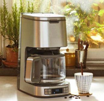 Какие бывают кофеварки, обзор видов