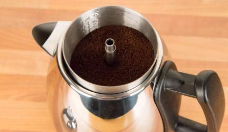 Что такое кофейный перколятор, как он работает