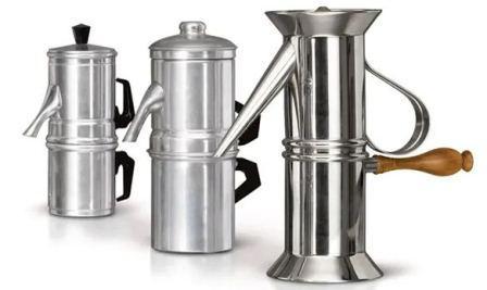 Что такое неаполитанская флип-кофеварка, как пользоваться