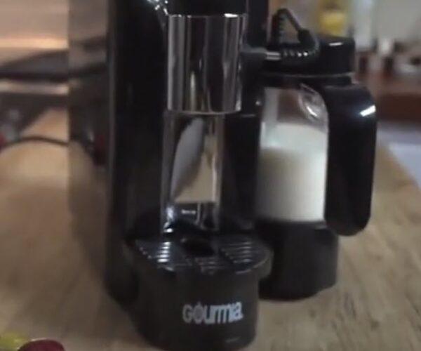 Полностью автоматическая эспрессо-машина