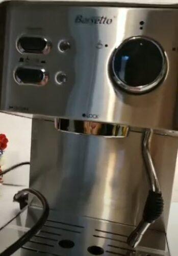 Полуавтоматическая эспрессо-машина